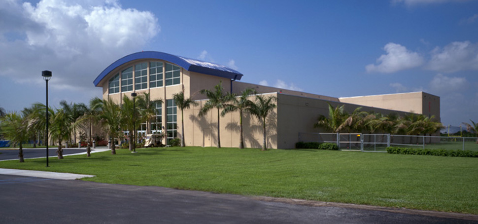 FAU Tom Oxley Athletic Center